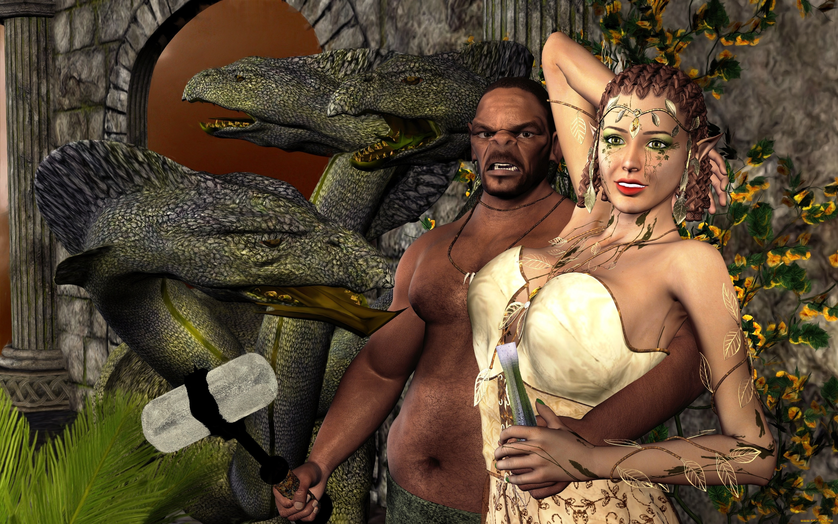 Видео из игр с сексом и монстрами интересно